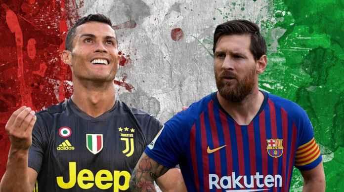 Kekalahan Messi 8-2 Bikin Pembela Cristiano Ronaldo Bermunculan