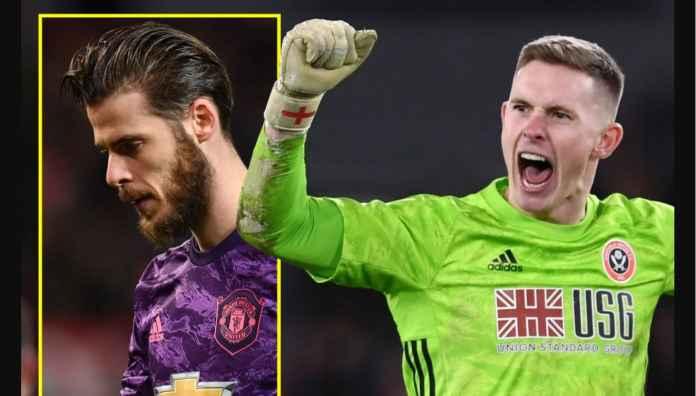 Dilema Man Utd: Korbankan De Gea, atau Hilang Henderson Ke Chelsea
