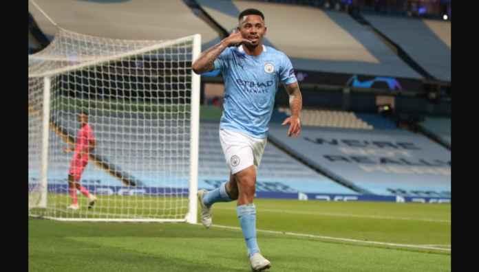 Para Pahlawan Kemenangan Manchester City, Gabriel Jesus Tampil Hebat