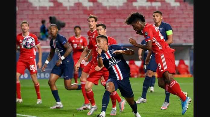 Perkenalkan Pemain PSG Paling Bersalah Untuk Gol Bayern Tadi Malam