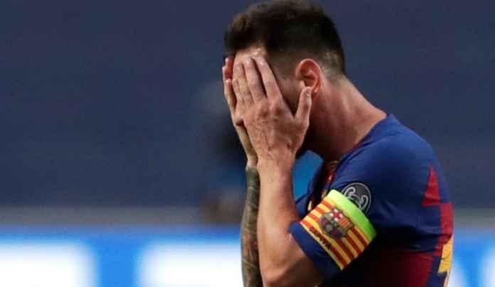 Hasil Barcelona vs Bayern Munchen - Hasil Liga Champions Tadi Malam