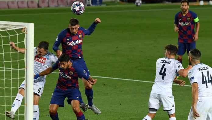 Hasil Liga Champions: Barcelona Depak Napoli, Bayern Munchen Menanti