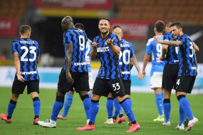 Inter Milan Ogah Disebut Favorit di Liga Europa