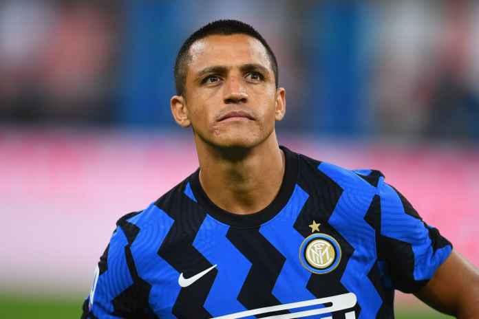 Inter Milan Permanenkan Alexis Sanchez, Conte Bahagia