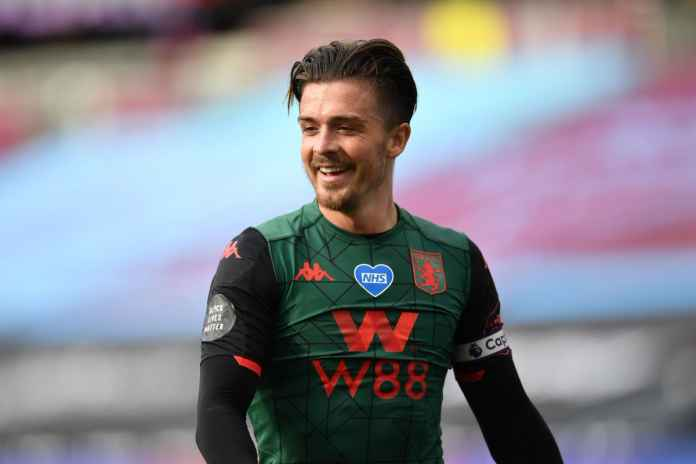 Jack Grealish Dikomporin Jangan ke Manchester United