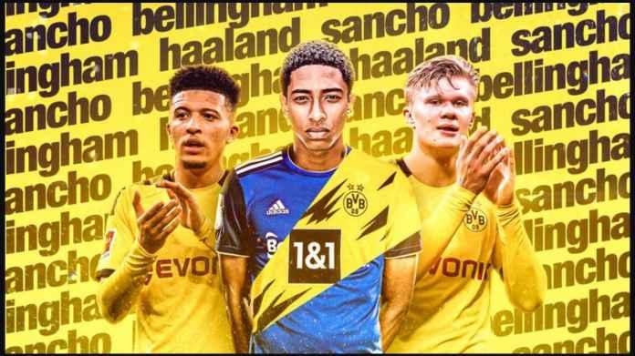 Dicela Soal Memperkaya Diri Dari Pemain Junior, Dortmund Membalas