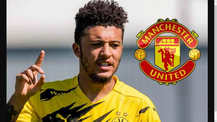 Man Utd Bayar Transfer Sancho 1,2 Trilyun, Sisanya Tergantung Performa