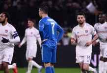 Jadwal Liga Champions - Juventus vs Lyon - Leg Kedua Babak 16 Besar Liga Champions