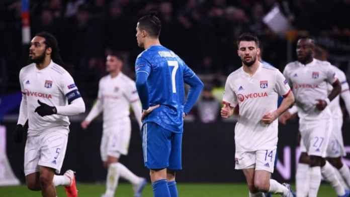 Rintangan Berat Juventus di Liga Champions, Lyon Baru Bangun Dari Tidur Panjang