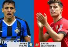 Jadwal Liga Europa Malam Ini - Prediksi Inter Milan vs Bayer Leverkusen