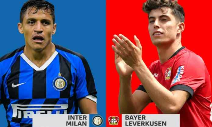 Inter Milan vs Bayer Leverkusen, Ajang Pembuktian Alexis Sanchez vs Kai Havertz