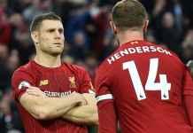 James Milner: Jika Pemain Liverpool Hilang Fokus, Itu Tindakan Kriminal