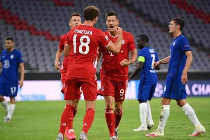 Jelang Perempat Final, Bayern Munchen Ngeledek Barcelona