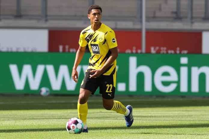 Jude Bellingham Tak Sabar Tampil Untuk Dortmund