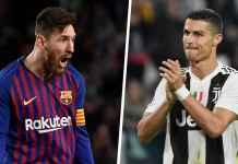 Juventus kontak ayah Lionel Messi untuk pasangkan dengan Cristiano Ronaldo