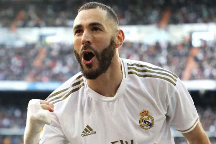 Karim Benzema Penyerang Nomor 9 Sangat Lengkap