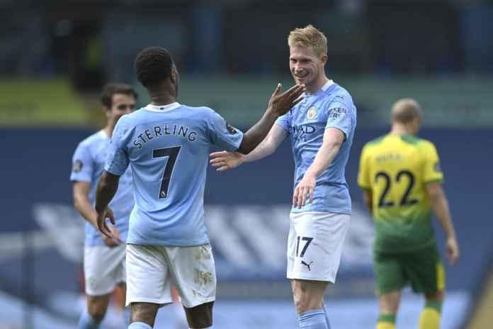 Kevin De Bruyne Dirayu Tinggalkan Manchester City