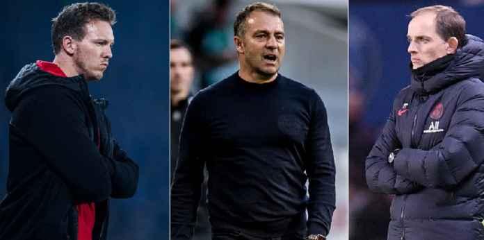 Liga Champions: Pertama Kalinya Tiga Pelatih Jerman Bertemu di Semi-final