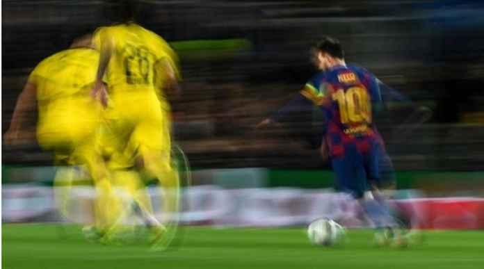 Barcelona Bergantung pada Lionel Messi di Liga Champions