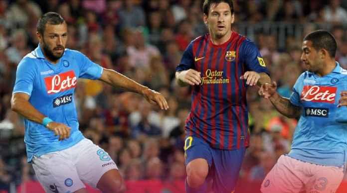 Barcelona Harus Menang, Napoli Bukan Juventus!