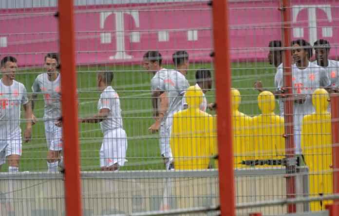 Bayern Munchen Ubah Skuadnya Jelang Menjamu Chelsea