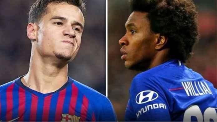 Sudah Dapatkan Willian, Arsenal Tetap Kejar Coutinho