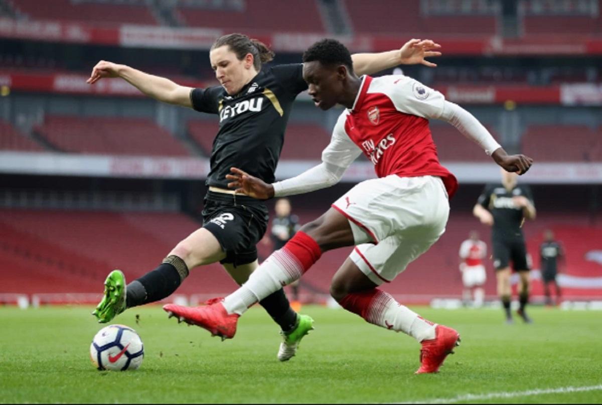 Liverpool Lacak Pemain Muda Arsenal Berbanderol Murah
