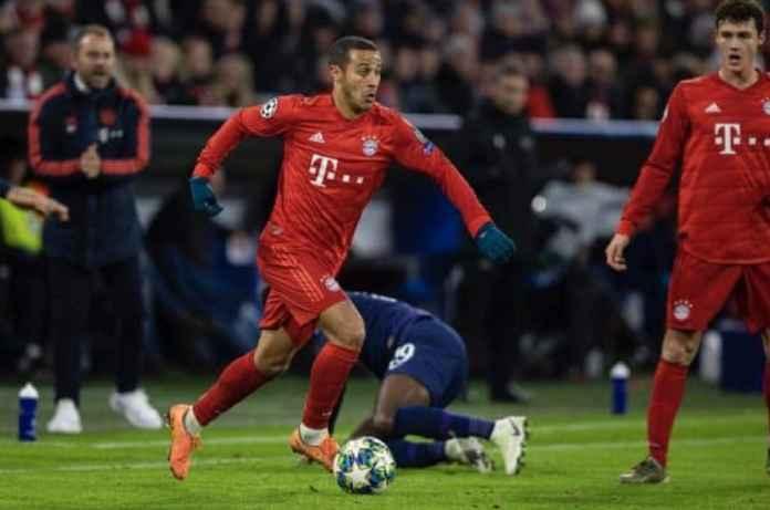 Jurgen Klopp lebih nekat mendatangkan Thiago setelah Liverpool kalah di Community Shield