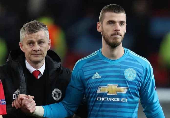 Kiper Manchester United Minta Dijual Jika Tak Jadi Nomor Satu