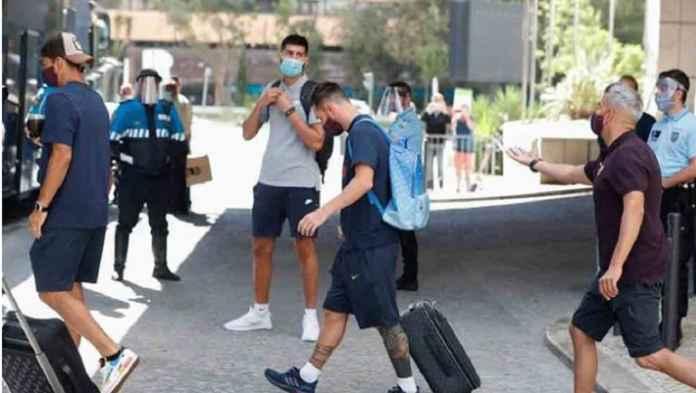 Inter Milan Masih Bermimpi Datangkan Lionel Messi