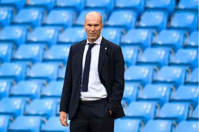 Diisukan Jadi Pelatih Juventus, Ini Komentar Zidane