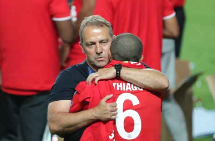 Pelatih Bayern Munchen Segera Perjelas Nasib Thiago Alcantara