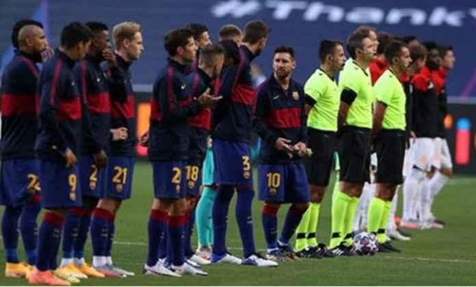 Barcelona CUCI GUDANG Usai Dipermalukan Bayern Munchen