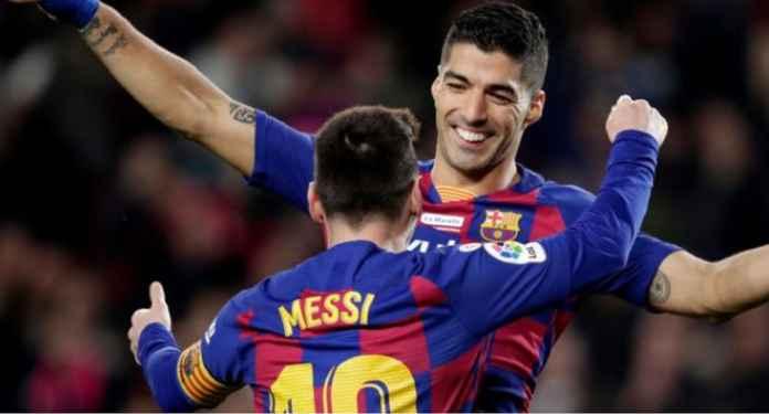 Barcelona Tolak Tawaran Juventus untuk Luis Suarez Walau Nasibnya Tak Jelas