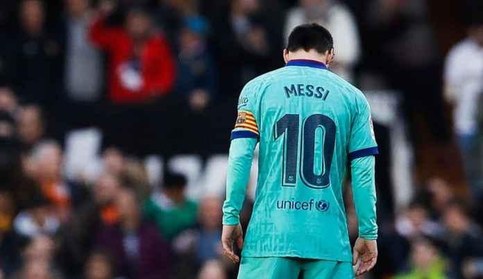 Musim Terburuk Lionel Messi? Deretan Rekor Ini Buktikan Dia Masih Terbaik!