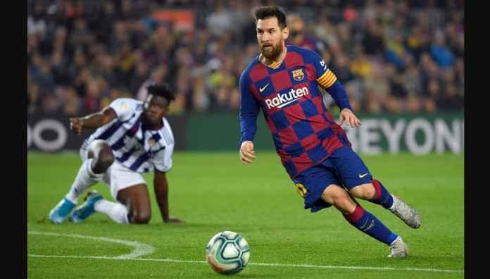 Inter Milan Iming-Iming Lionel Messi Gaji Satu Trilyun Rupiah Per Tahun!