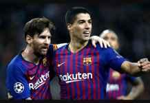 Masa Depan Lionel Messi Berpengaruh Pada Luis Suarez