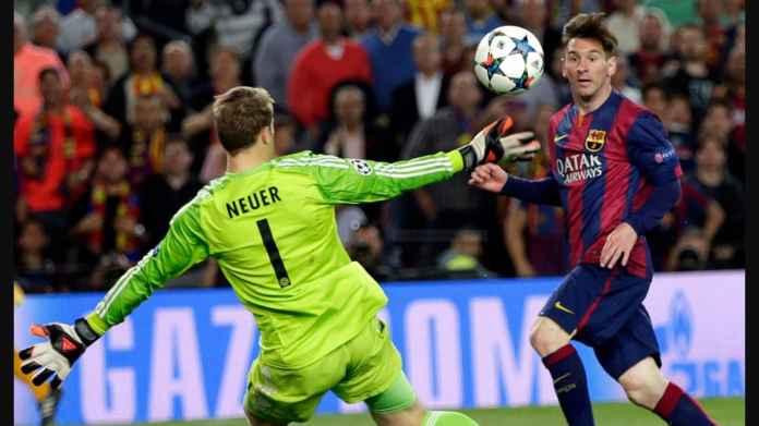 Ringkasan Berita Transfer Malam Ini: Messi, Milan ...