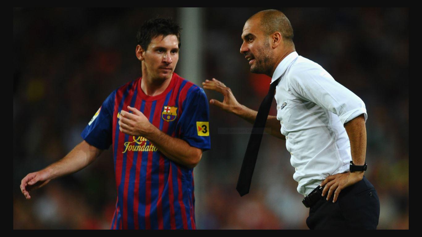 Manchester City Siap Rencanakan Datangkan Messi Tahun Depan ini Penilaian Omar Berrada