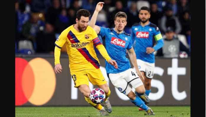 Empat Pertanda Barcelona Akan Lumat Napoli, Salah Satunya Messi