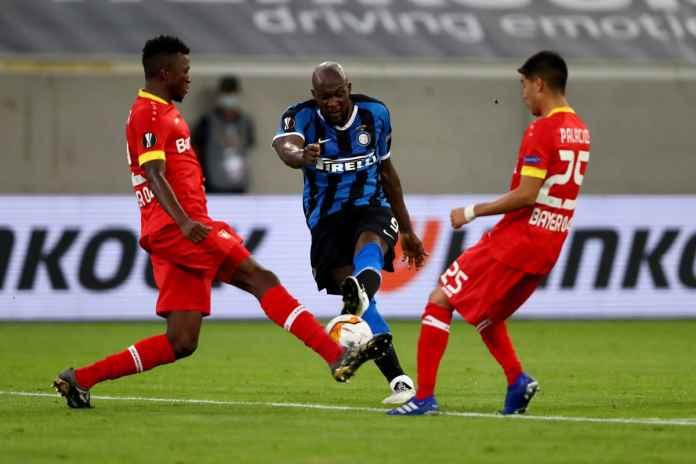 Lukaku Tidak Puas Kemenangan Inter di Liga Europa