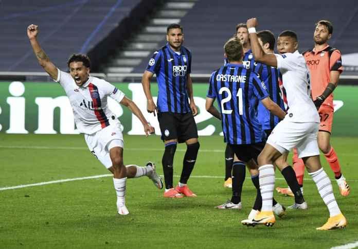 Lumat Atalanta, PSG Yakin Tembus Final Liga Campions