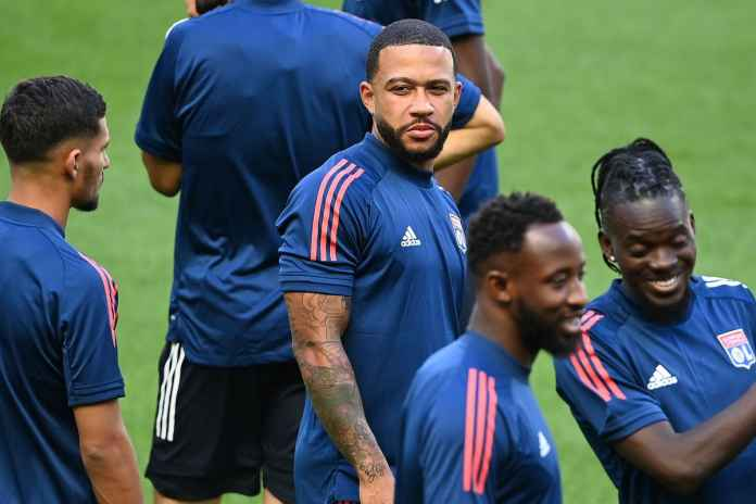 Lyon Pede Bisa Kalahkan Manchester City
