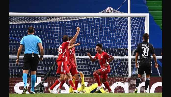 Arsene Wenger Sedih Lihat Serge Gnabry Meroket di Bayern Munchen