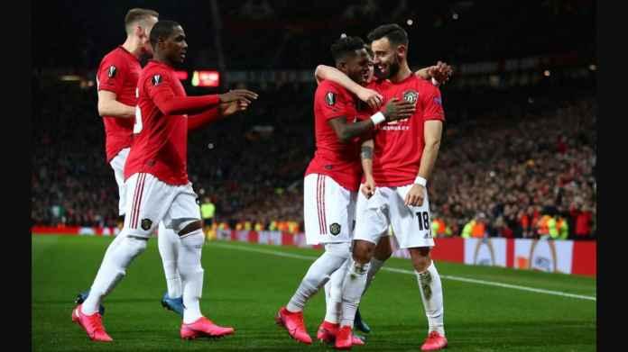 Gelandang Man Utd Borong Dua Gelar di Ajang Liga Europa Musim Ini