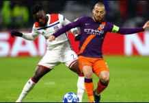 Prediksi Manchester City vs Lyon, Liga Champions 16 Agustus 2020