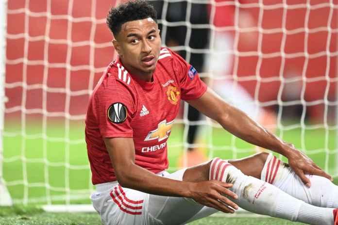 Manchester United Bakal Jual Jesse Lingard Demi Pemain Incarannya