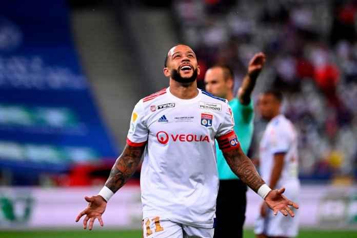 Memphis Depay Beri Tekanan Untuk Juventus