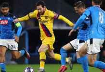 Napoli Janjikan Kejutan Tapi Barcelona Terlalu Kuat di Kandang