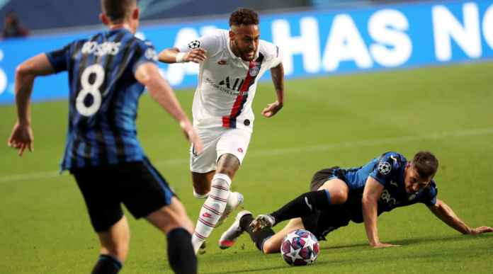 Atalanta Menangis! PSG Dua Gol di Masa Injury Time!